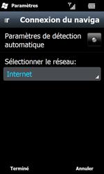 Samsung I8000 Omnia II - Internet - configuration manuelle - Étape 18