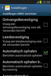 Samsung S6310 Galaxy Young - MMS - probleem met ontvangen - Stap 8