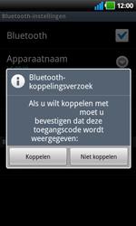 LG P920 Optimus 3D Speed - Bluetooth - Headset, carkit verbinding - Stap 8