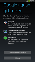 Samsung I9205 Galaxy Mega 6-3 LTE - Applicaties - Account aanmaken - Stap 16