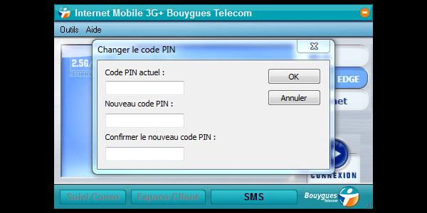 Alcatel OT-X220L - Sécuriser votre mobile - Personnaliser le code PIN - Étape 7