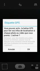 Bouygues Telecom Ultym 5 - Photos, vidéos, musique - Prendre une photo - Étape 3