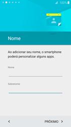 Samsung Galaxy S6 - Primeiros passos - Como ativar seu aparelho - Etapa 12