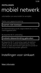 Nokia Lumia 930 - Bellen - in het buitenland - Stap 5