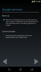 Sony D2303 Xperia M2 - Applicaties - Account aanmaken - Stap 14