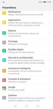 Huawei P20 Pro Android Pie - Appareil - Mise à jour logicielle - Étape 4
