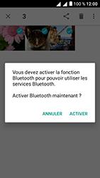 Alcatel U5 - Photos, vidéos, musique - Envoyer une photo via Bluetooth - Étape 11