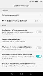 Huawei Nova - Sécuriser votre mobile - Activer le code de verrouillage - Étape 10