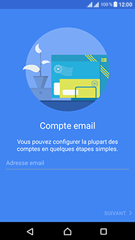 Sony Xperia L1 - E-mails - Ajouter ou modifier un compte e-mail - Étape 6