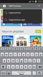 Samsung G901F Galaxy S5 4G+ - Applicaties - MyProximus - Stap 6
