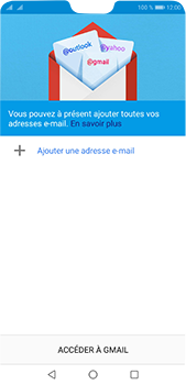 Huawei P20 Pro - E-mail - 032a. Email wizard - Gmail - Étape 5