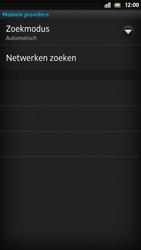 Sony LT26i Xperia S - Netwerk - gebruik in het buitenland - Stap 9