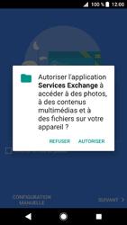 Sony Xperia XZ1 - E-mails - Ajouter ou modifier votre compte Outlook - Étape 11