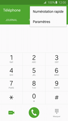 Samsung G903 Galaxy S5 Neo - Messagerie vocale - configuration manuelle - Étape 6