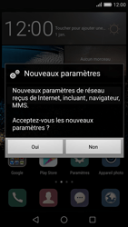 Huawei P8 - Internet - configuration automatique - Étape 6