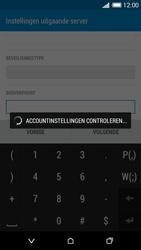 HTC Desire 816 - E-mail - e-mail instellen: IMAP (aanbevolen) - Stap 13