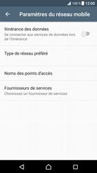 Sony Xperia XZ Premium - MMS - configuration manuelle - Étape 7