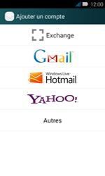 Huawei Y3 - E-mail - Configuration manuelle - Étape 5