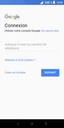 Alcatel 1X - Applications - Créer un compte - Étape 4