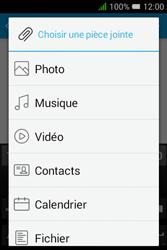 """Alcatel Pixi 3 - 3.5"""" - E-mail - envoyer un e-mail - Étape 11"""