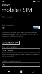Microsoft Lumia 640 - MMS - Manual configuration - Step 5