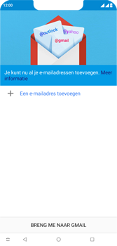 Wiko View 2 Plus - E-mail - e-mail instellen (outlook) - Stap 5