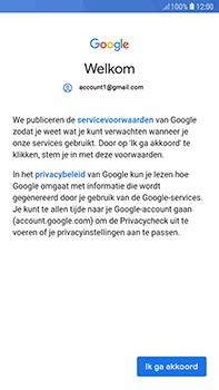 Samsung Galaxy J4 - E-mail - handmatig instellen (gmail) - Stap 11