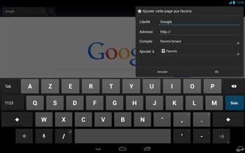 Acer Iconia Tab A3 - Internet - Navigation sur internet - Étape 7