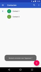 LG Nexus 5x - Android Nougat - Contacten en data - Contacten overzetten via Bluetooth - Stap 12