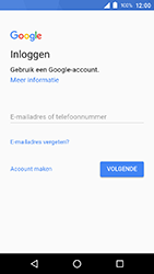 Crosscall Action X3 - E-mail - e-mail instellen (gmail) - Stap 8