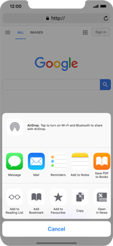 Apple iPhone XR - Internet - Internet browsing - Step 16