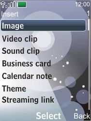 Nokia 7210 supernova - E-mail - Sending emails - Step 11