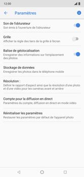 Nokia 7.1 - Photos, vidéos, musique - Créer une vidéo - Étape 9