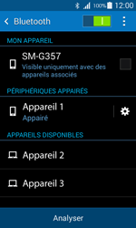Samsung G357 Galaxy Ace 4 - Bluetooth - connexion Bluetooth - Étape 10