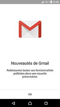 Sony Xperia XA1 Ultra - E-mails - Ajouter ou modifier votre compte Gmail - Étape 4