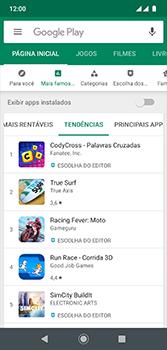Motorola Moto G7 - Aplicativos - Como baixar aplicativos - Etapa 8