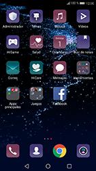 Huawei P10 Lite - Mensajería - Escribir y enviar un mensaje multimedia - Paso 3