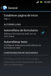 Sony Xperia E - Internet - Configurar Internet - Paso 23
