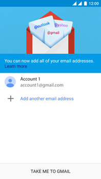 OnePlus 3 - E-mail - Manual configuration (gmail) - Step 15