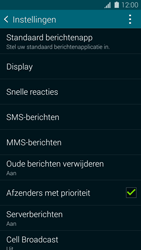 Samsung G900F Galaxy S5 - MMS - probleem met ontvangen - Stap 10