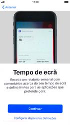 Apple iPhone 7 - iOS 12 - Primeiros passos - Como ligar o telemóvel pela primeira vez -  23