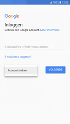 Samsung Galaxy J5 (2016) - Android Nougat - Applicaties - Account aanmaken - Stap 5