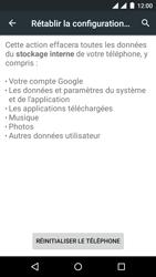 Wiko Rainbow Jam - Dual SIM - Appareil - Réinitialisation de la configuration d