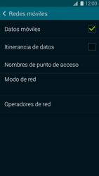Samsung G900F Galaxy S5 - Internet - Activar o desactivar la conexión de datos - Paso 6