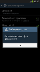 Samsung I9505 Galaxy S IV LTE - Software update - update installeren zonder PC - Stap 9