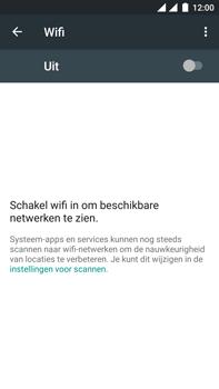 OnePlus 3 - Wi-Fi - Verbinding maken met Wi-Fi - Stap 5