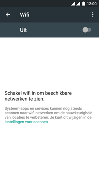 OnePlus 3 - Wifi - handmatig instellen - Stap 4