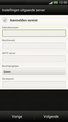 HTC Z520e One S - E-mail - e-mail instellen: POP3 - Stap 12