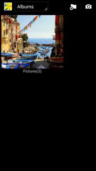 Samsung Galaxy Note 3 - Photos, vidéos, musique - Envoyer une photo via Bluetooth - Étape 4