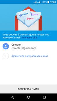 Acer Liquid Z630 - E-mail - Configuration manuelle (gmail) - Étape 15